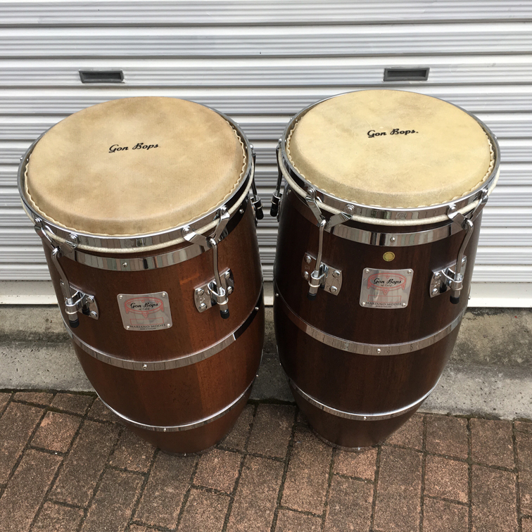 Mariano Series Crome Congas