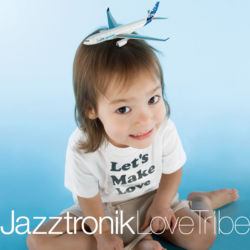 JAZZTRONIK / Love Tribe / Disc [1] M-4 Festalica!!