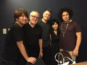 Bob James, Keiko Matsui,Carlitos del Puerto & Jimmy Branly